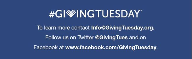 Giving Tuesday Learn More